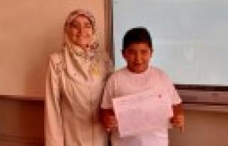 Cahit Zarifoğlu İlköğretim Okulu 3-B'de Karne...