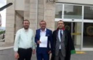 CHP Onikişubat İlçe Başkanı Ünal Ateş den TRT...