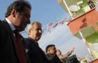 CHP, Pazarcık İlçesinde Seçim Bürosunu Törenle...