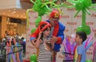 Çocuklar Sosis Balon Show ile Eğlenirken Öğrendiler