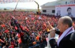 Cumhurbaşkanı Erdoğan; Mehmedimize Saldıranları...