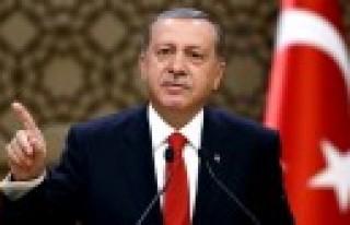 """Cumhurbaşkanı Erdoğan: """"Yorulan Varsa Çekilsin"""""""