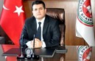 Cumhuriyet Başsavcısı Apaçık'tan Veda Mesajı...