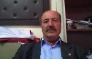 Dişcioğlu, CHP Ekinözü İlçe Başkanlığına...