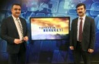 Dr. Nevzat Aslan Toprağın Bereketi Tv Programına...