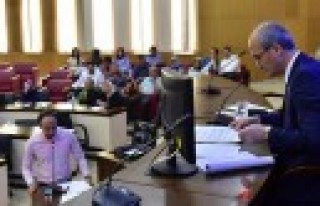 Dulkadiroğlu Ağustos Ayı Meclis Toplantısı Yapıldı