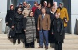 Dulkadiroğlu Ak Parti Kadın Kollarından 112 Açm'yi...