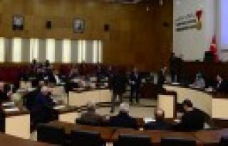 Dulkadiroğlu Belediyesi Aralık Ayı Meclis Toplantısı...