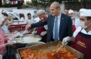 Dulkadiroğlu Belediyesi'nde Ramazan Hazırlıkları