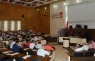 Dulkadiroğlu Meclisi Bu Sabah Toplandı