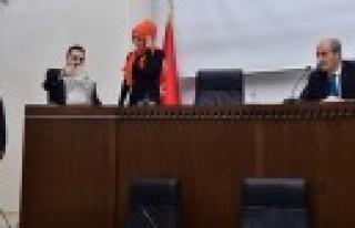 Dulkadiroğlu'nda 2017'nin İlk Meclis Toplantısı...