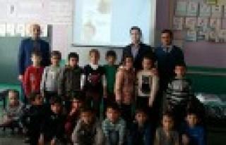 Düzbağ Cumhuriyeti İlkokulu'ndan Örnek Proje