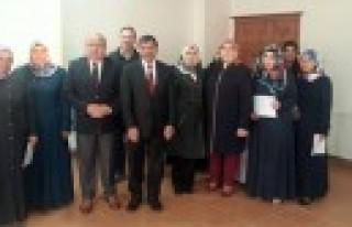 Elbistan'da Domates Yetiştiriciliği Kursu