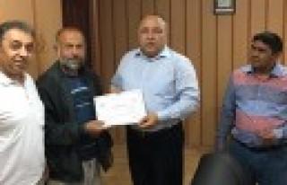 Elbistan'da Sürü Yönetimi Elemanı Yetiştiriciliği...