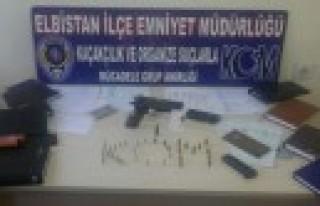 Elbistan'da Tefeci Operasyonu: 21 Gözaltı