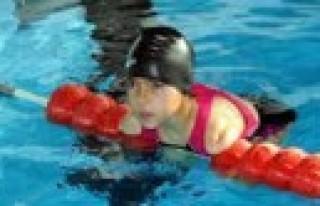 Engelli Yüzücü Sevilay'ın Büyük Başarısı...