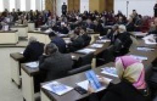 Engelliler Kitabı Ve Broşürü Meclis'te Dağıtıldı