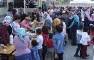 Erkenez İlköğretim Okulu'nda Kermes Düzenlendi