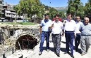 Erkoç; Yeni Trafik Düzenlemesi Yapıyoruz
