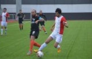 Etimesgut Belediyespor 0-0 Kahramanamraş BBS
