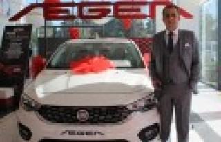 Ezber Bozan Sedan Fiat Egea Görücüye Çıktı