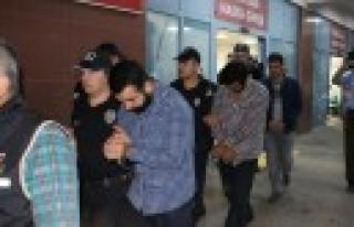 FETÖ operasyonunda 14 Tutuklama