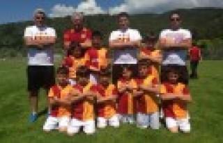 Galatasaray Futbol Okulu Göz Doldurdu