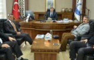 GASKİ Genel Müdürü Sönmezler'den KASKI'ye...