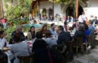 Gastronomi Uzmanı Turist Rehberleri Kahramanmaraş'ta...