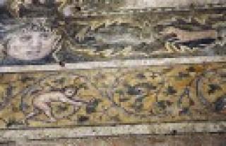 Germanicia Antik Kenti'nin Taban Mozaikleri Ziyarete...