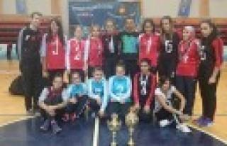 Goalball Türkiye Şampiyonu Ertuğrul Gazi