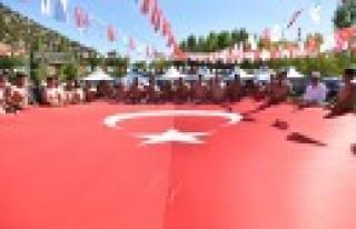 Göksun 39. Karakucak Güreş Festivali Rekor Katılımla...