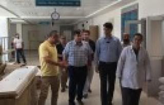 Göksun Devlet Hastanesinin Açılışa Sayılı Günler...