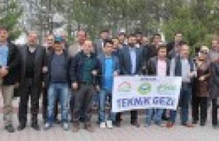 Göksunlu Çiftçiler 11. Kayseri Tarım Fuarına...