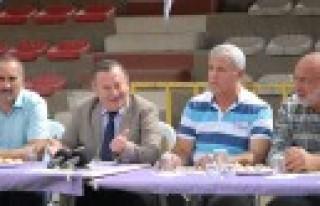 Güreş Festivalimizi 15 Temmuz Demokrasi Şehitlerine...