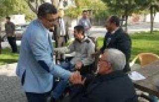 Güvenç, Kahramanmaraş'ta Dur Durak Bilmiyor