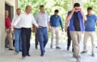 Güvenç Ve Okay Dulkadiroğlu'nun Hizmetlerini Yerinde...