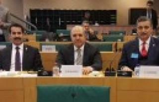 Güvenç'ten HDP'li Kürkç'iye Tokat Gibi Cevap