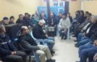 İYİ Parti Ekinözü Teşkilatı Askerlerimize Mevlid-i...