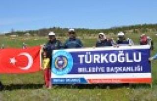 KADAK Kulübü Ve Türkoğlu Belediyesi İşbirliği...
