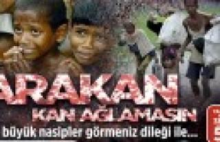 Kahramanmaraş Arakan'a Sahip Çıkıyor