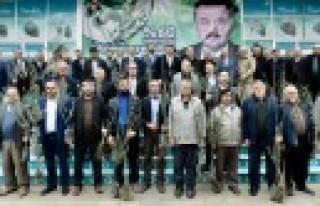 Kahramanmaraş Büyükşehir Belediyesi Afrin'de...