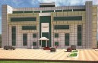 Kahramanmaraş Teknokent'in Yeni Bina İnşaatı...