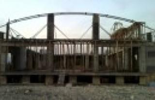 Kahramanmaraş'ın İkinci En Büyük Camisi KSÜ'de...