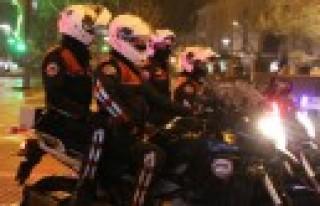 Kahramanmaraş'ta Bir Gecede 39 Kişi Yakalandı