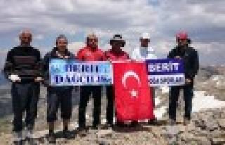 Kahramanmaraş'ta Dağcılık Sporu Öne Çıkıyor