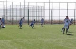 Kahramanmaraş'ta, Pazarcık Aksu Spor Rüzgârı...