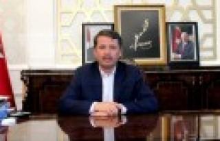 Kahramanmaraş'tan Başkan Okumuş Seçildi