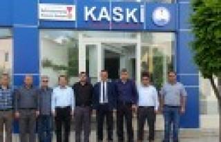 KASKİ, Göksun'da Yeni Hizmet Binasına Taşındı