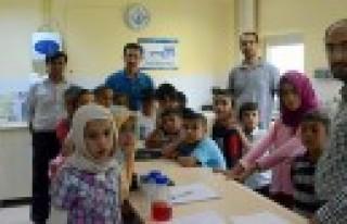 KASKİ'den Öğrencilere Uygulamalı Su Tasarrufu...